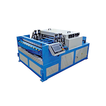 Semi Duct Manufacture Line