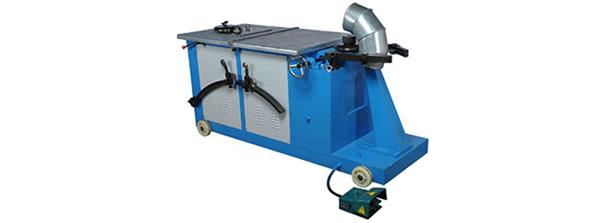 Mechanical  Ventilation Duct Elbow Machine