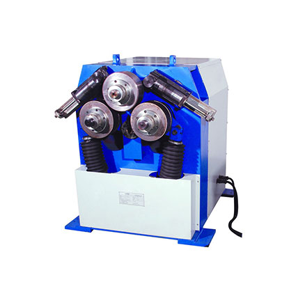 Roll bending Section Machine