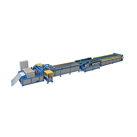 Automatic Duct Manufacture Line
