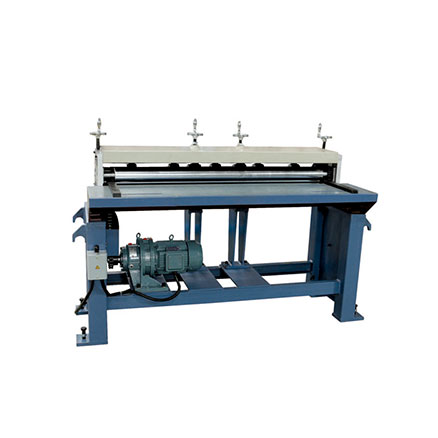 Duct Grooving&Beading Machine